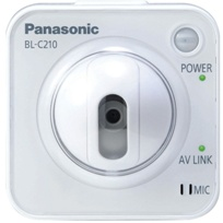 Panasonic BL-C210A Internet Security Camera