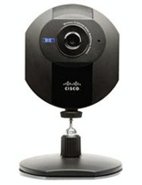 Cisco-Linksys Wireless-N Internet Home Monitoring Camera