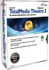 TotalMedia Theatre 3 Platinum