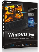 WinDVD Pro with Blu-ray